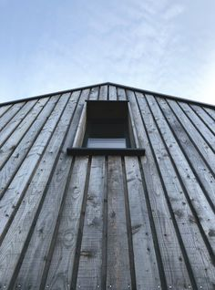 RHD Architects Replacement Dwelling Larch Cladding