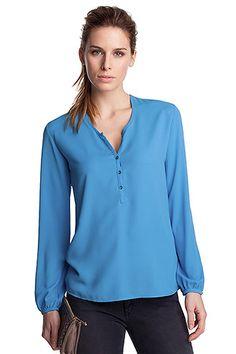 chiffon tunic blouse COLLECTION - Esprit Online-Shopista