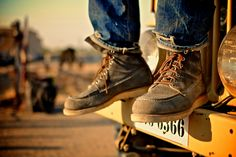 Red Wing Heritage, Travelling #boots