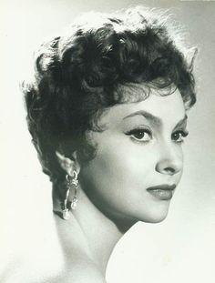 Image result for gina lollobrigida hair