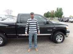 Congratulations to Grant P. on his purchase of a new Dodge Ram 1500. We really appreciate the opportunity to earn your business and hope you enjoy your new truck!