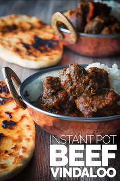 This Beef Vindaloo is my take on the Anglo Indian Vindaloo which is a take on the Indo Portuguese classic from Goa, who said fusion food is new? Overnight marinades rule and this one is a superb one, once that is done is a quick instantpot meal! Indian Beef Recipes, Spicy Recipes, Curry Recipes, Pork Recipes, Savoury Recipes, Healthy Recipes, Delicious Recipes, Chicken Recipes, Recipes