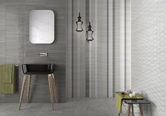 Softline is one of the ceramic tile collections of CAS with more decorative possibilities, perfect to cover the needs of the contemporary and most demanding architecture and interior design.