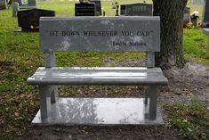Leslie Nielsen's Grave