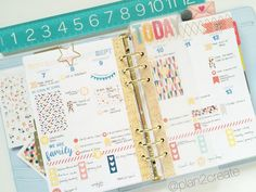 DIY Page Marker for your Planner