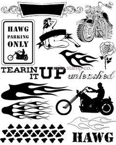 Biker Set 1