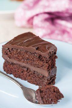 Čokoladna torta Torte Recepti, Kolaci I Torte, Sweet Cookies, Cake Cookies, Sweet Recipes, Cake Recipes, Torte Cake, Devils Food, Croatian Recipes