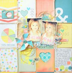 My Scraps and More DT Project - My Mind's Eye Record It Just Splendid collection (Got Talent Contest)