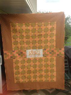 One of 6 quilt for RFKC 2015