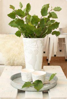 Alv / Wik og Walsøe Planter Pots, Interior Decorating, Vase, Plants, Inspiration, Design, Products, Biblical Inspiration