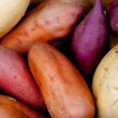 Verrassende stamppot met zoete aardappel