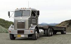 1957 H63 Mack Truck