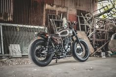 Stallions CT400 Motorcycle Art, Bobber, Cafe Racers, Secret Obsession, Vehicles, Google Search, Style, Motorbikes, Swag