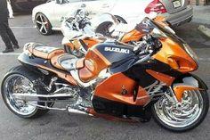 Street Motorcycles, Street Bikes, Custom Motorcycles, Chopper Motorcycle, Motorcycle Design, Fast Go Karts, Custom Hayabusa, Custom Sport Bikes, Biker Boys
