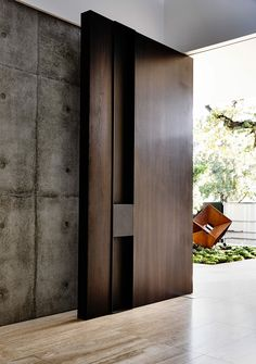 Number25.co.nz What better way to create instant curb appeal than with this statement front door?