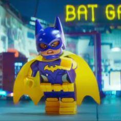 Is Barbara Gordon Gotham's new Police Commissioner in The LEGO Batman… #LEGO #Barbara_Gordon #Batgirl #commercials #The_LEGO_Batman_Movie