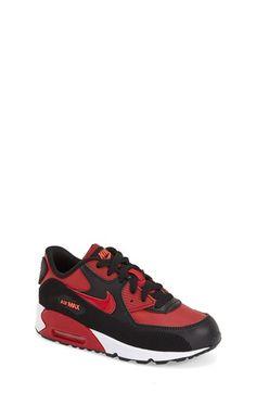 official photos 2b721 dbd1c Nike  Air Max 90 Leather  Sneaker (Toddler  amp  Little Kid) Air