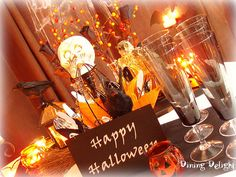 Dining Delight: Halloween 2012