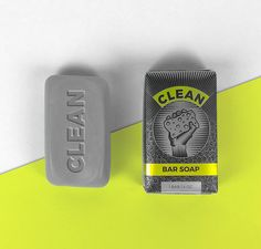 Clean is a line of cleaning products aimed at men. Student Work, Bar Soap, University, Cleaning, Home Cleaning, Community College, Colleges