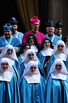 Sisters with the Superiors of the Institute