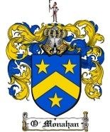 Monahan Coat of Arms / Family Crest Emailed to you in a 400 dpi JPEG downloadable file (or pdf upon request). The file will arrive in your email within 48 hours. Download it and use it freely to print for your own personal use. Use for letterhe...
