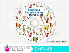 Greeeen  Cd Label