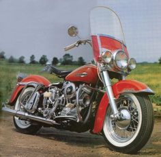 The 1963 Harley-Davidson FL Duo-Glide followed the successful formula of previous FL models.