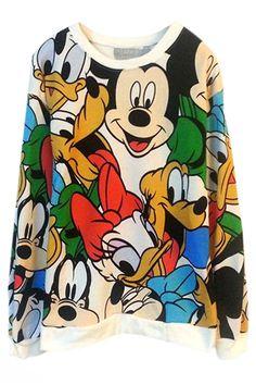 ROMWE | Mickey Mouse