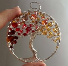 Inward Art Autumn Tree of Life second one :) by InwardArt
