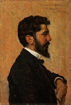 OSMAN HAMDİ BEY.. Sanatçı Detayı - Turkish Paintings