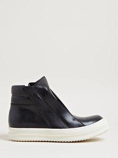 Rick Owens Womens Island Dunk Shoes