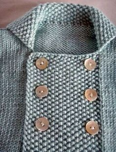hand made baby boy sweater Knitting For Kids, Crochet For Kids, Baby Knitting, Crochet Baby, Knit Crochet, Knitting Designs, Knitting Projects, Knitting Patterns, Crochet Patterns