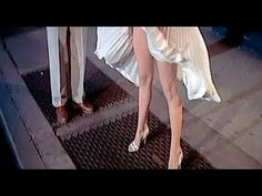 Music+Cinema: The Seven Year Itch/Marilyn Monroe- Subway Breeze/Métro- S. Animation Movie, Marilyn Film, Alfred Newman, Marilyn Monroe Outfits, Billy Wilder, Rita Hayworth, Norma Jeane, The Seven, Saints