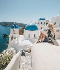 Santorini, Greece Picture by: Greece Vacation, Greece Travel, Greece Trip, Greece Pictures, Santorini Greece, Beautiful Places To Visit, Travel Usa, Lightroom Presets, Travel Destinations