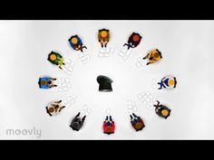 Groepsdynamica - Oefening 5: Het Eigenschappenspel (2016)