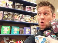 Toy Hunting - Blind Bags, Minecraft, Frozen, Shopkins, Hello Kitty, Monster High - YouTube