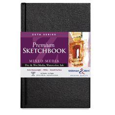 Zeta Series Stillman & Birn Archival Sketchbook