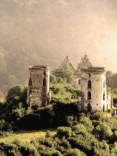 Castle - Ternopil Region - Ukraine