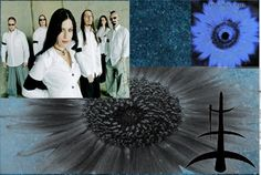 my first lacuna coil fan art. though there should be some improvements.