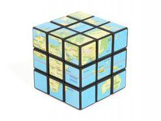 """Rubik's Cube """"Globe"""""""