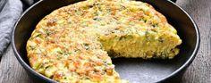 Atkins Penne Omelet