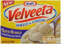 Kraft Velveeta Shells  Cheese Queso Blanco 12oz Box Pack of 6 * See this great product. #Cheeserecipe