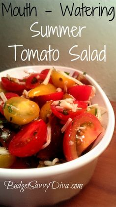You will need a seat since your knees will buckle when you try this salad. So simple but the flavors are so complex. Gluten - Free. Kid - Friendly.