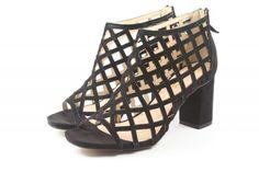 Elvio Zanon Heeled Mules, Sandals, Heels, Fashion, Heel, Moda, Shoes Sandals, Fashion Styles, Shoes Heels