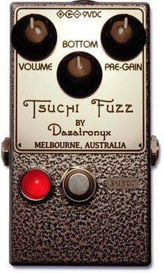 Dazatronyx :: Effect pedal artistry - hand made Australia