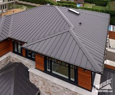 200 Metal Roofing Ideas Metal Roof Roofing House Exterior