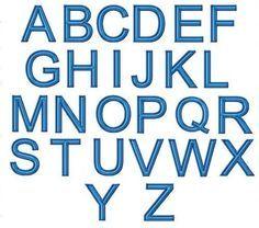 054 Double Satin Font3