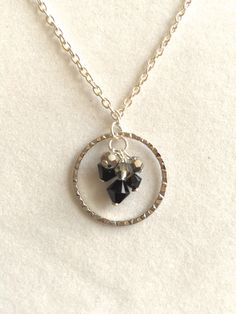 Crystal cluster pendant by BetterWorldJewelry on Etsy https://www.etsy.com/listing/227736295/crystal-cluster-pendant