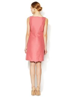 Cotton Scalloped Dress by Valentino at Gilt