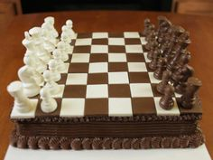 Chess Cake (picture only)